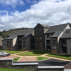 44 Apartments Backbarrow, Barnfield Construction
